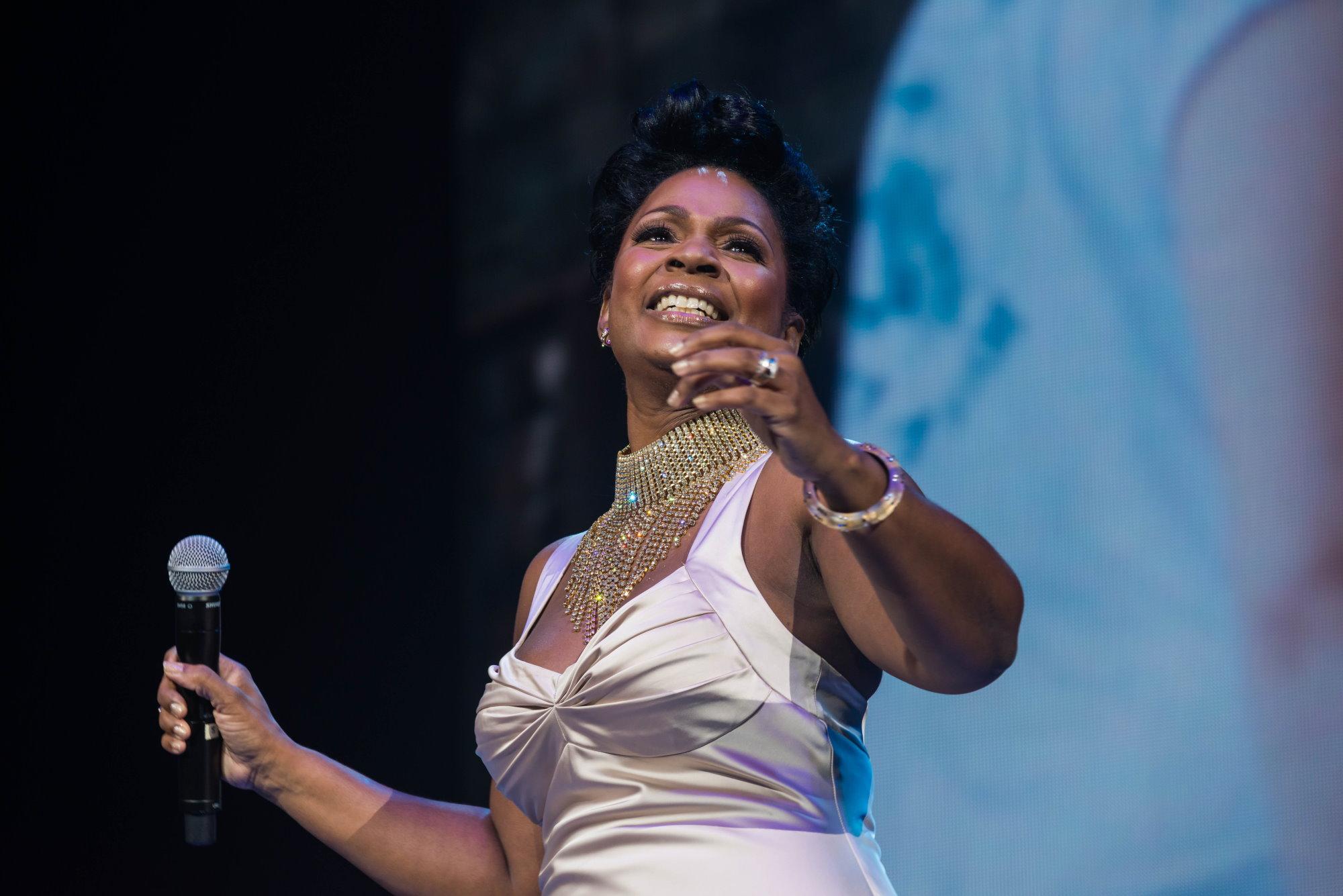 Jazz Vocalist Stephanie Jordan