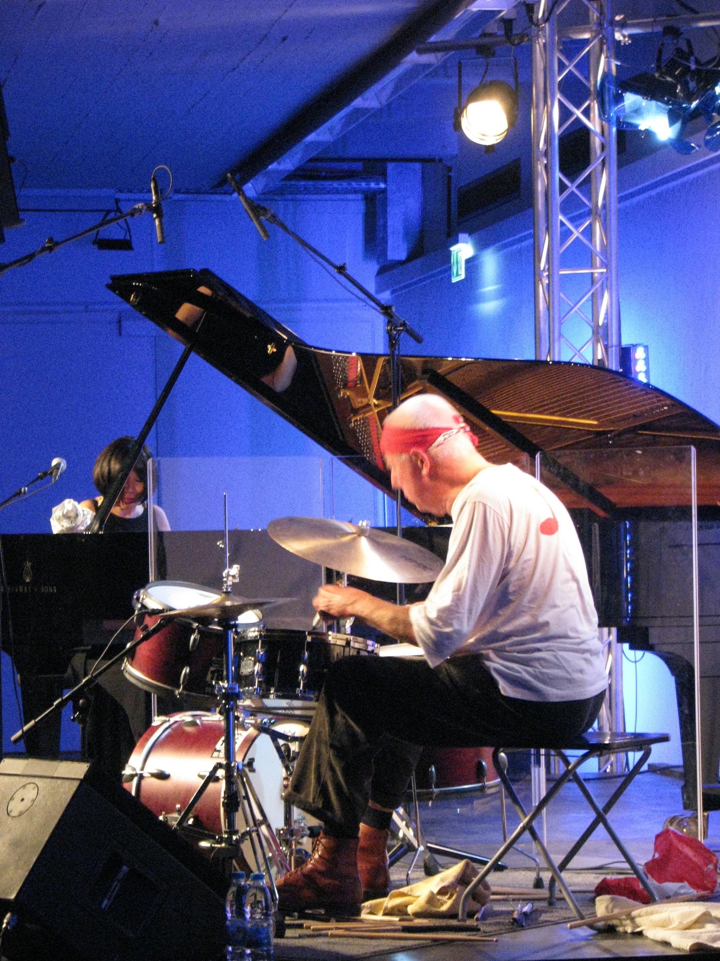Aki Takase, Han Bennink - Berlin Jazzfest 2012
