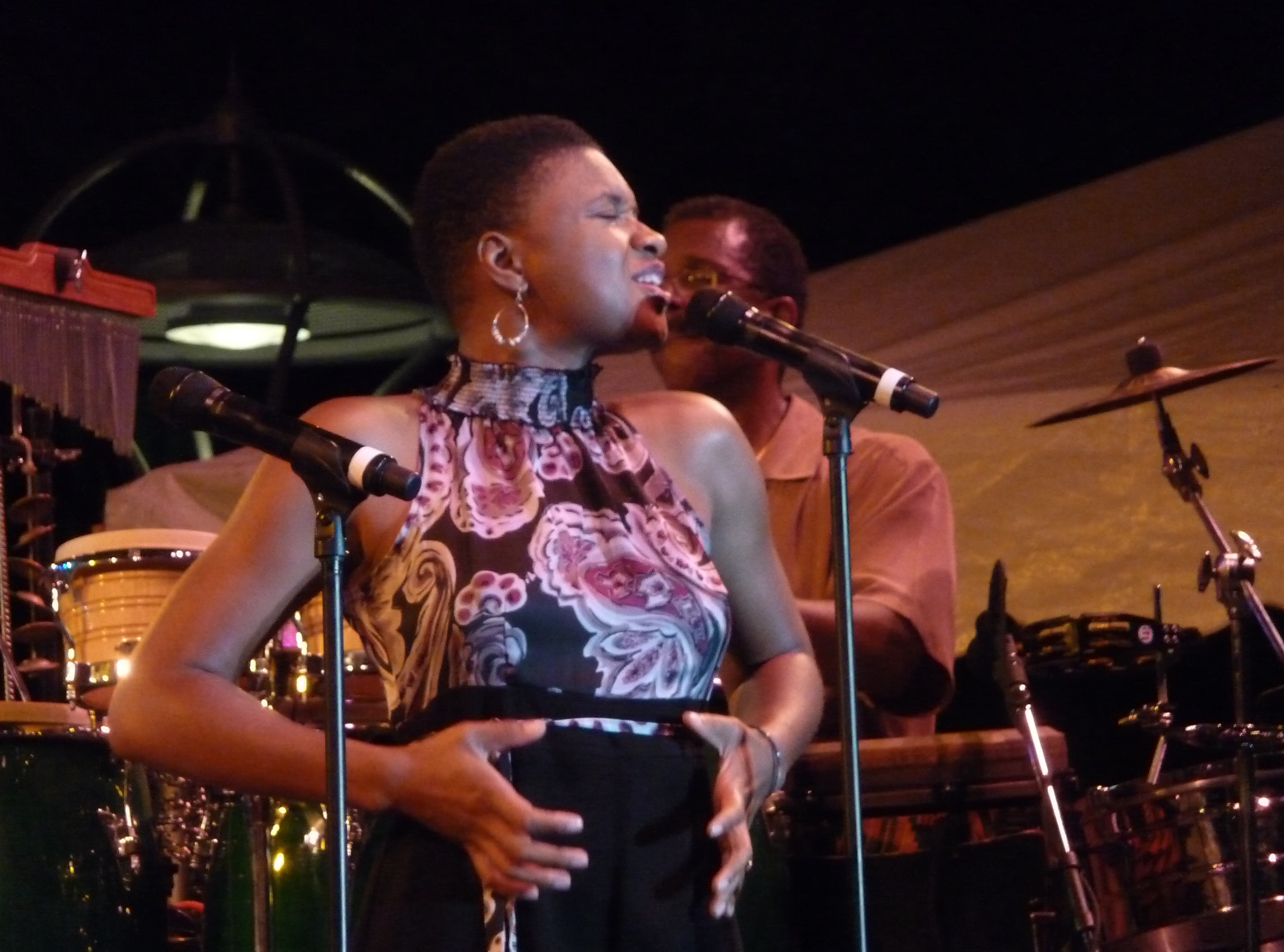Lizz Wright at Detroit Jazz Festival