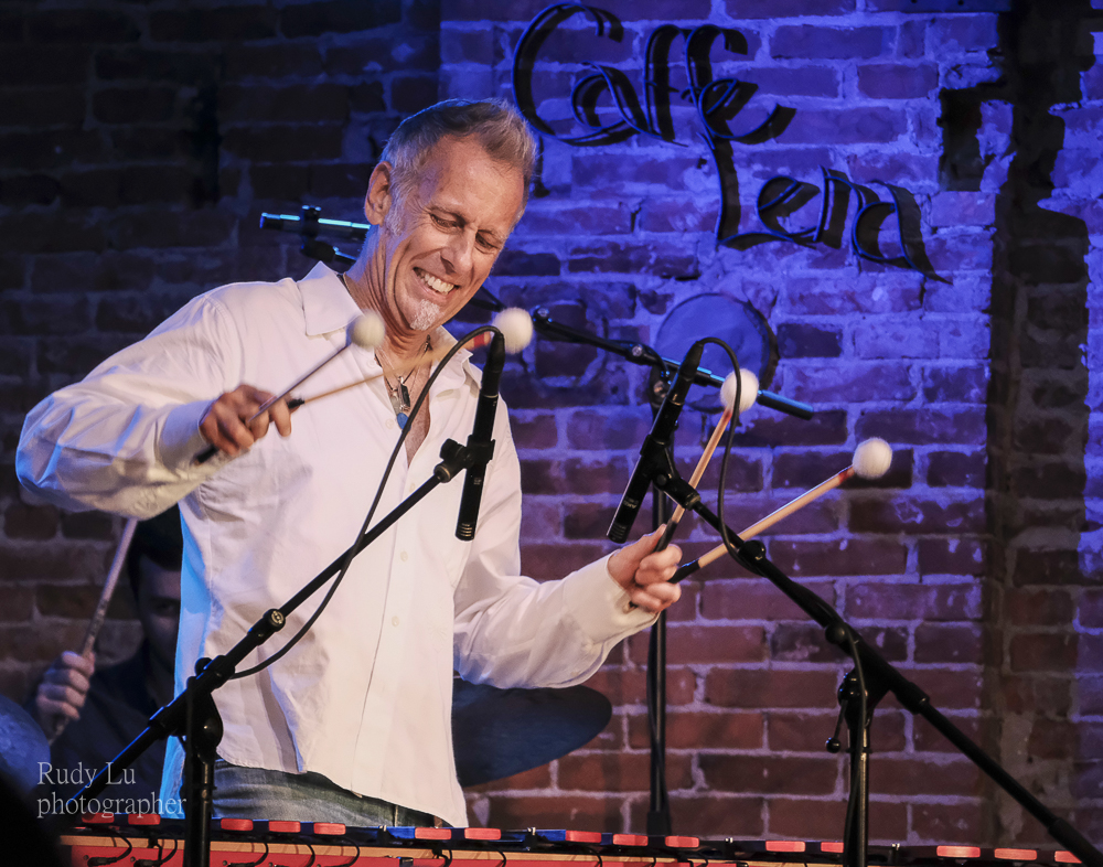 Joe Locke at Caffe Lena