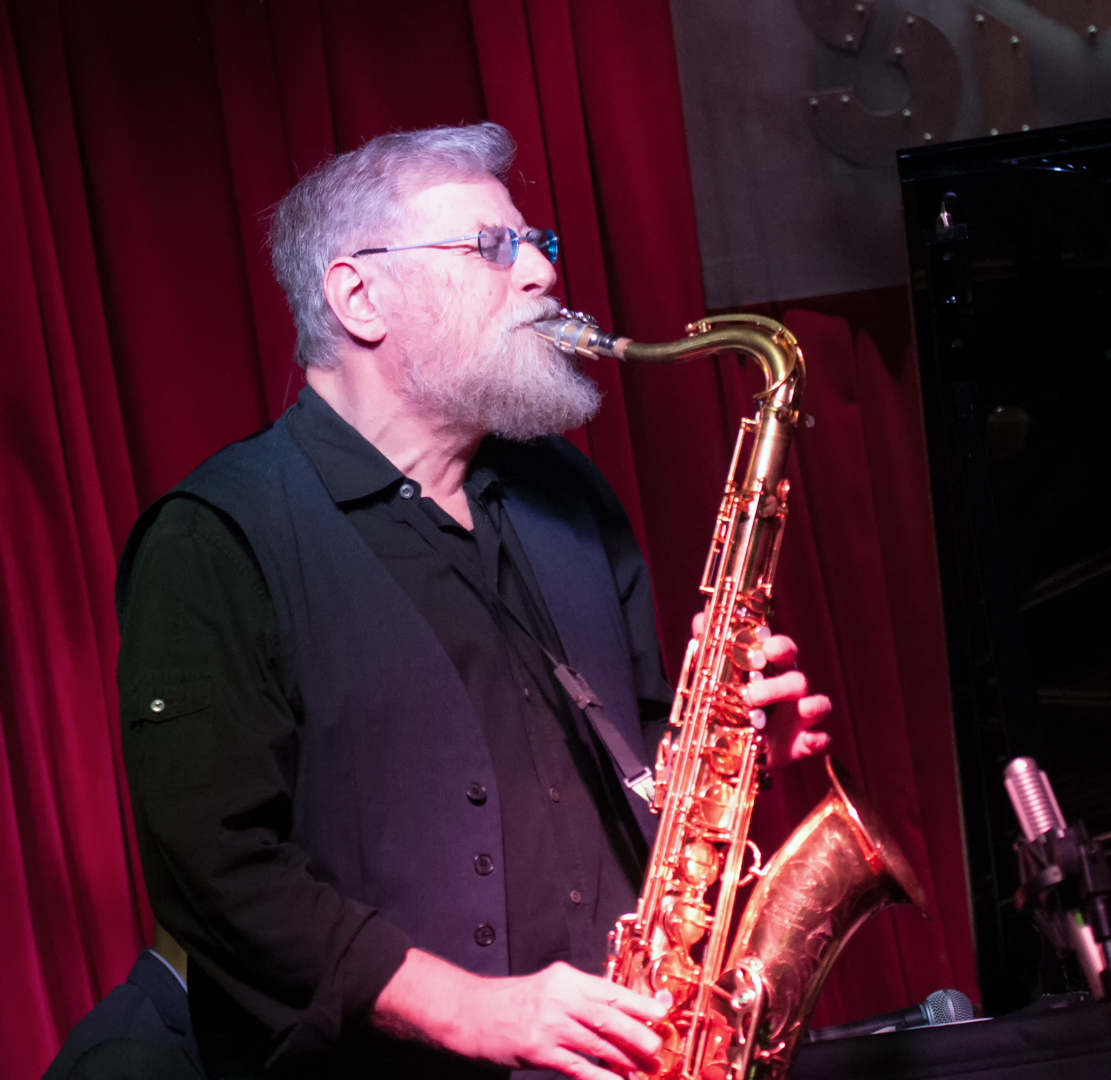 Lew Tabackin with the Aaron Diehl Quartet at Smoke Jazz Club
