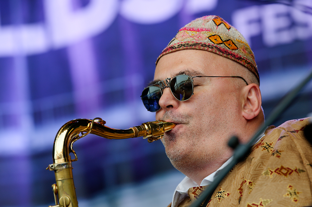 Rocket No. 9 - Elbjazz 2012