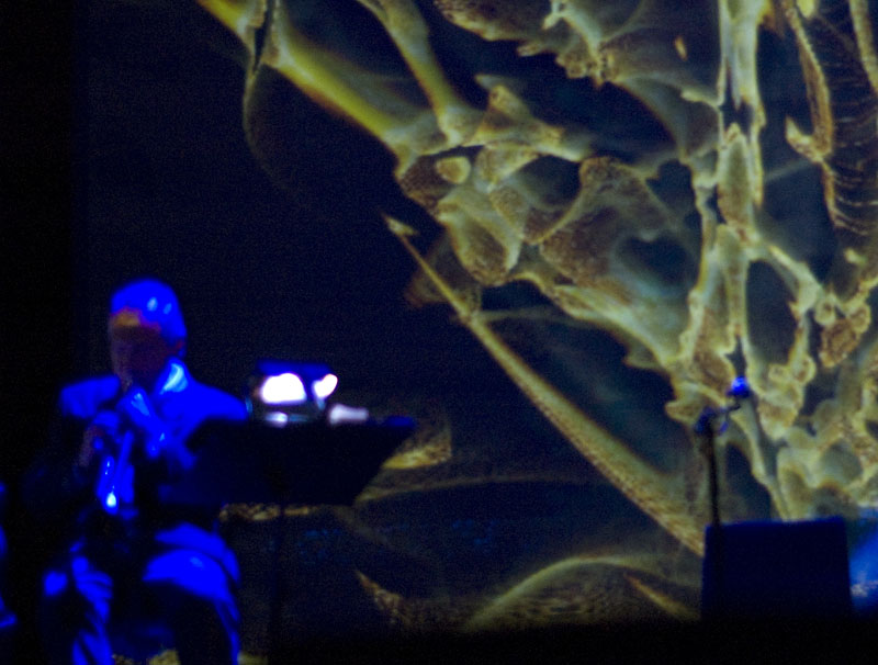 Jon Hassell, Performing at Punkt 2010