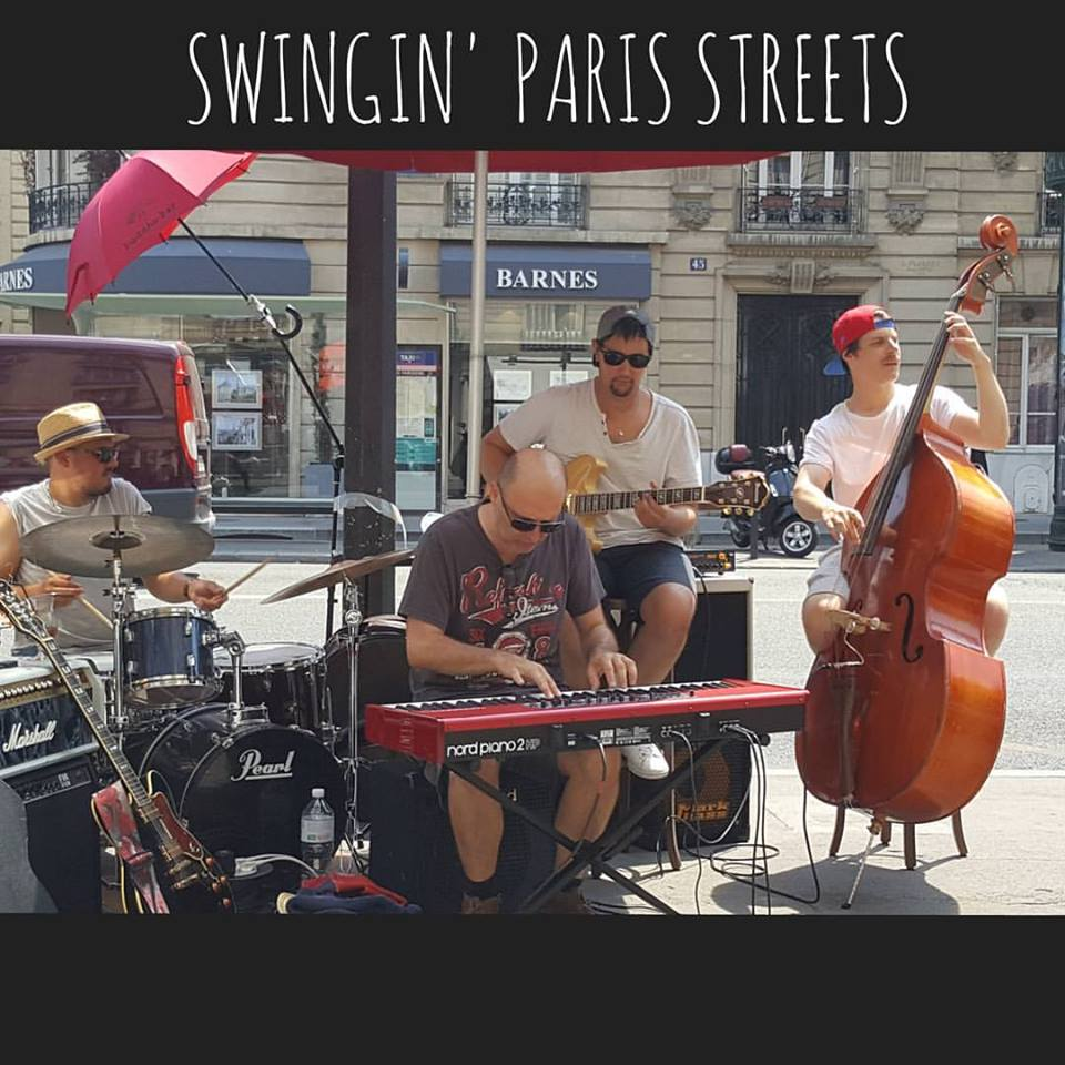 Jazz Paris Streets