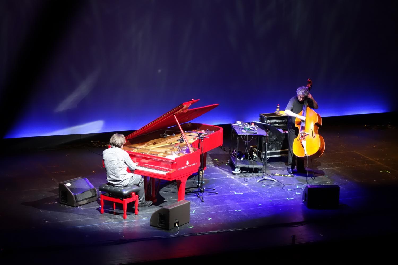 Dorantes & Renaud Garcia-Fons - Internationales Jazzfestival Münster 2017