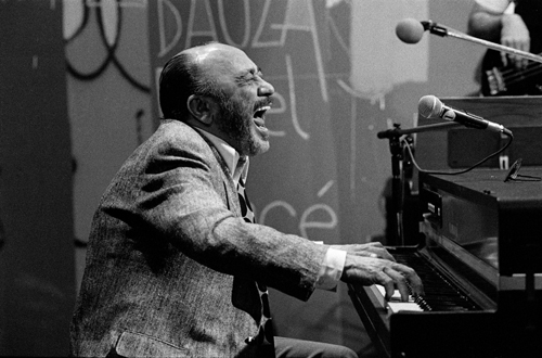 "Eddie Palmieri ""Behind the Stage"" TV Show, TV Slovenia"