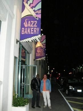 Roberto Magris and Art Davis at the Jazz Bakery, Los Angeles