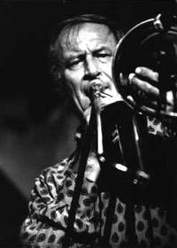 1990 Chicago Jazz Festival: Albert Mangelsdorff Led an Excellent Quartet