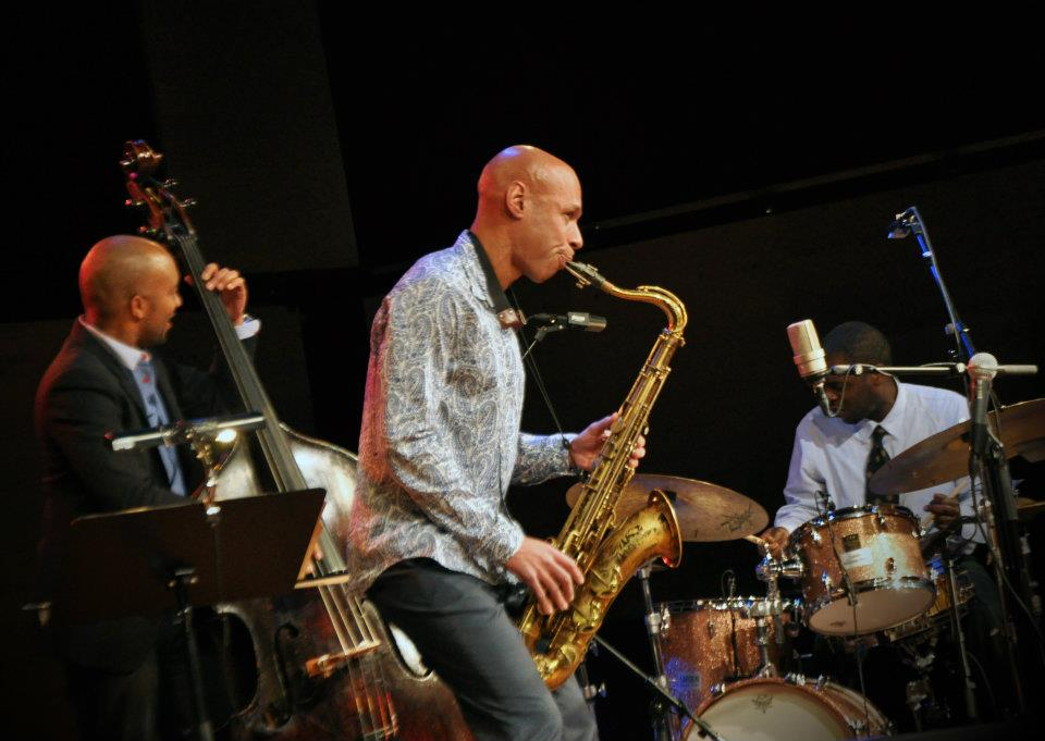Winter Jazz 2012: Joshua Redman Trio