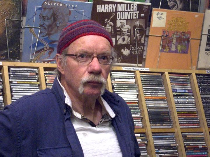 Hugh Hopper - DMG 2008