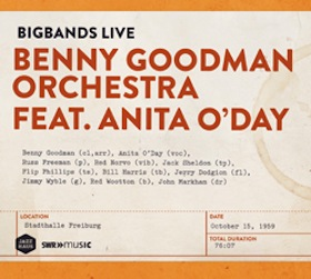 Benny Goodman Orchestra Featuring Anita O'Day