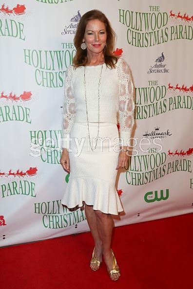 "Sultry ""Santa Baby"" Cynthia Basinet Ignites the 85th Annual Hollywood Christmas Parade"