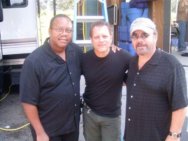3 Drummers