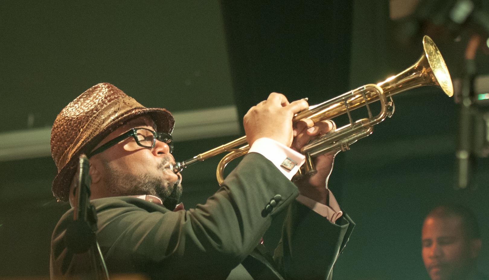 Nicholas Payton with Ninety Miles at the Montreal International Jazz Festival 2012