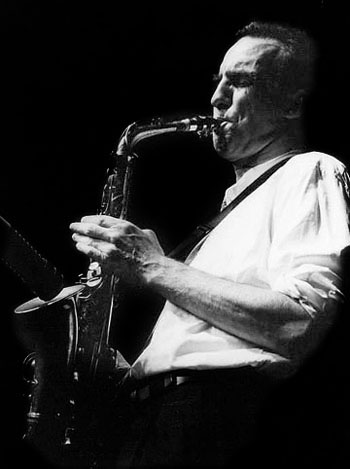 John Lurie with the Lounge Lizards, Akbank Jazz Festival, Istanbul 1999