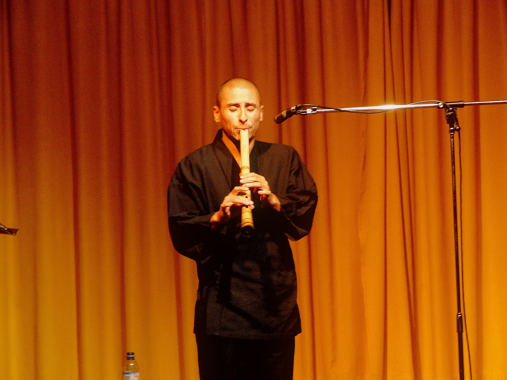 Shakuhachi Concert - World Flute Festival