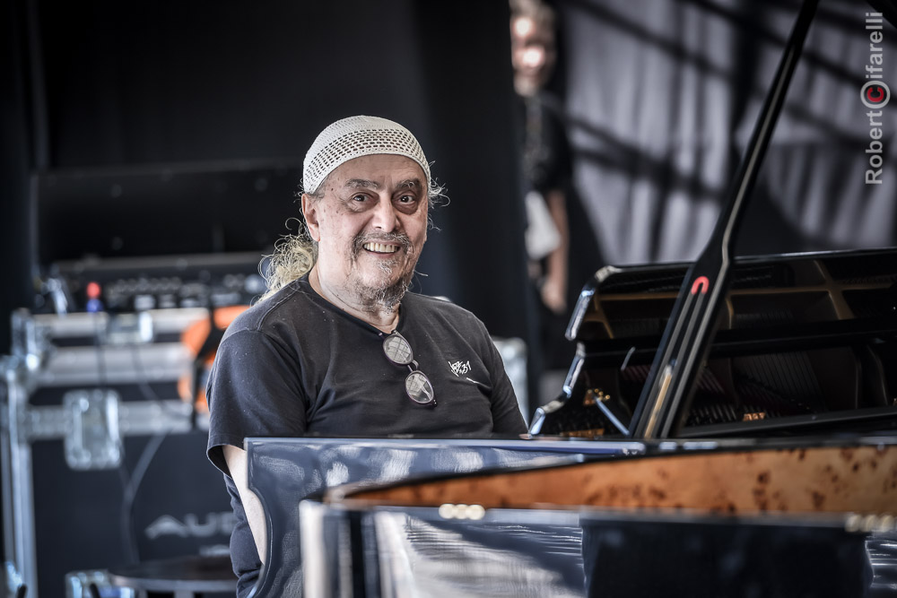 Egberto Gismonti, Umbria Jazz 2017