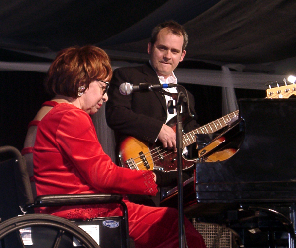 Shirley Horn and Ed Howard