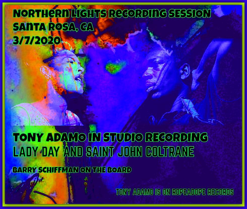 """Lady Day And Saint John Coltrane"""