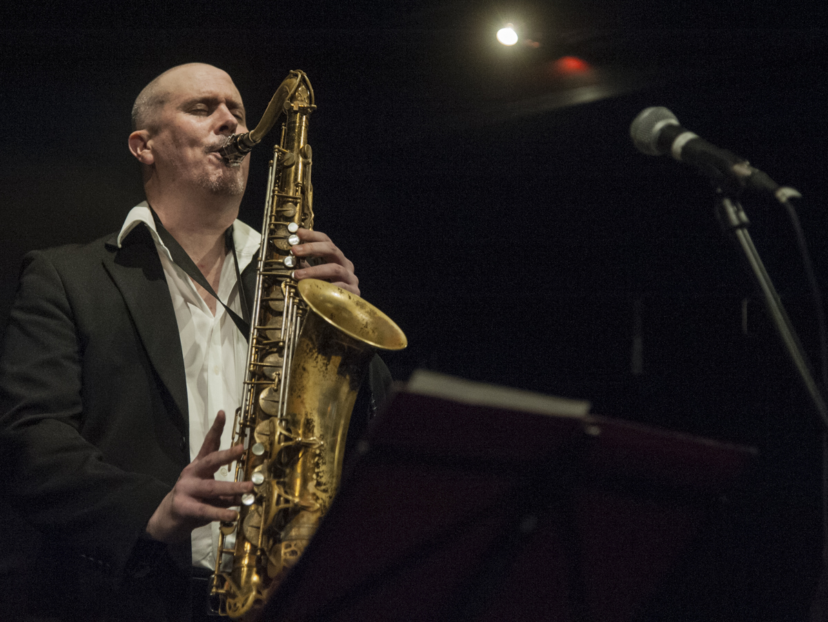 Jeff King - Jazz Collective - The Pilot - Toronto