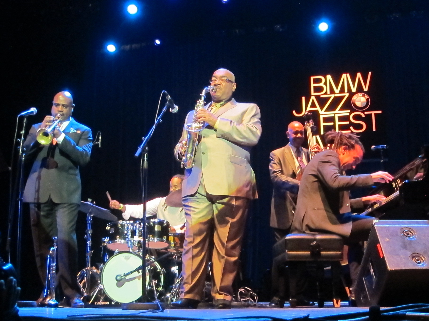 The Clayton Brother Quintet