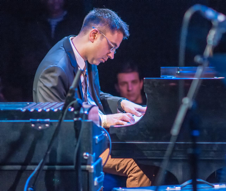 Vijay Iyer with Nasheet Waits' Equality at le Poisson Rouge at Winter Jazzfest 2013