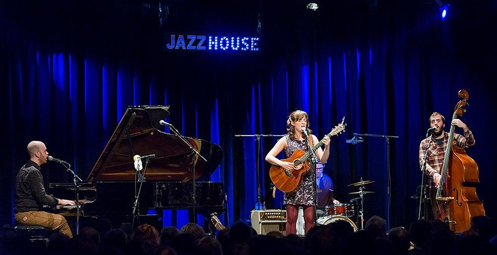 Winter Jazz 2013: Becca Stevens (US)