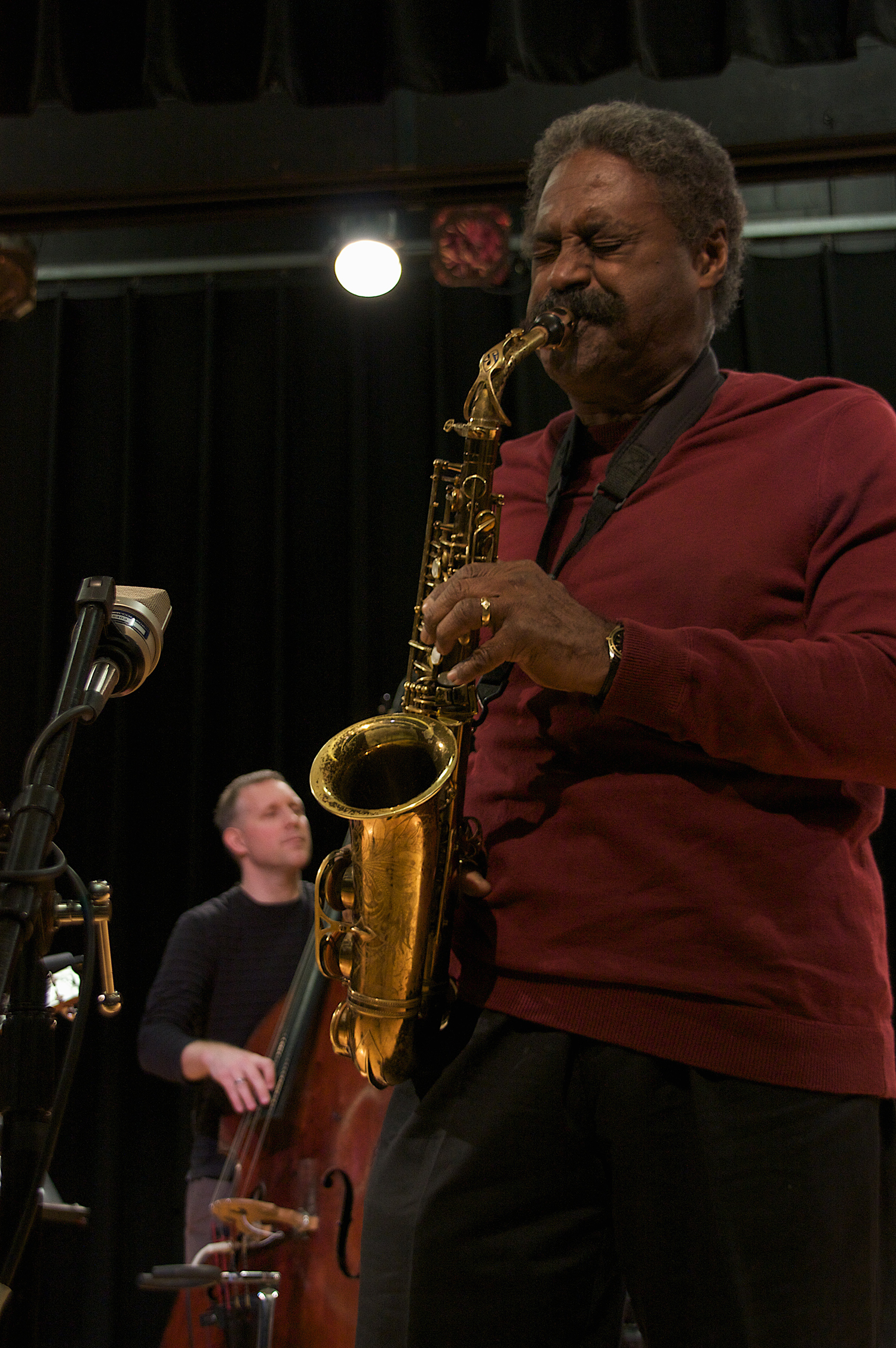 Charles McPherson and Mike Downes