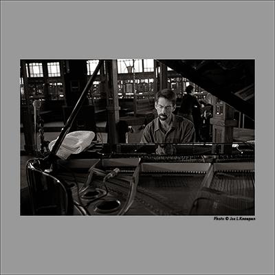 Fred Hersch, North Sea Jazz, the Hague, Holland, July 2004