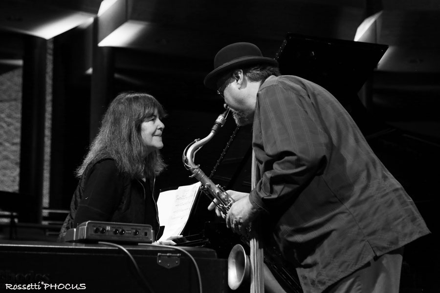 Marilyn Crispell - Joe Lovano