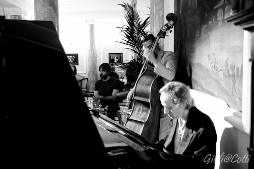 John serry trio, bologna italy