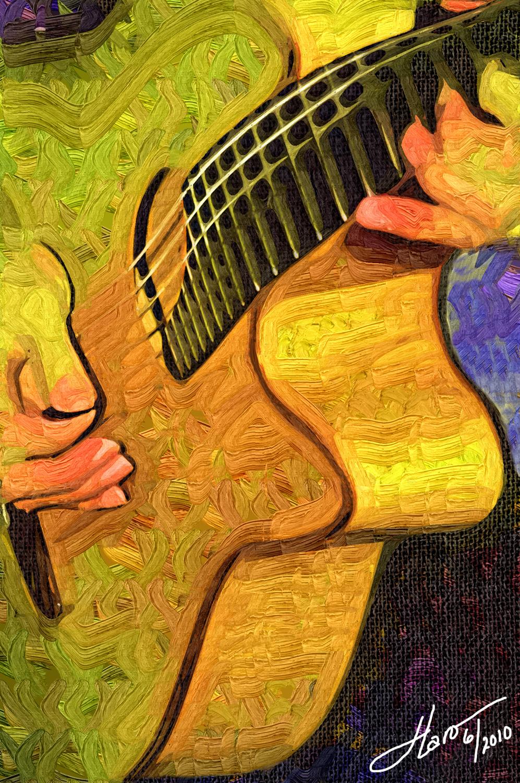 The Strings of Robert Harris