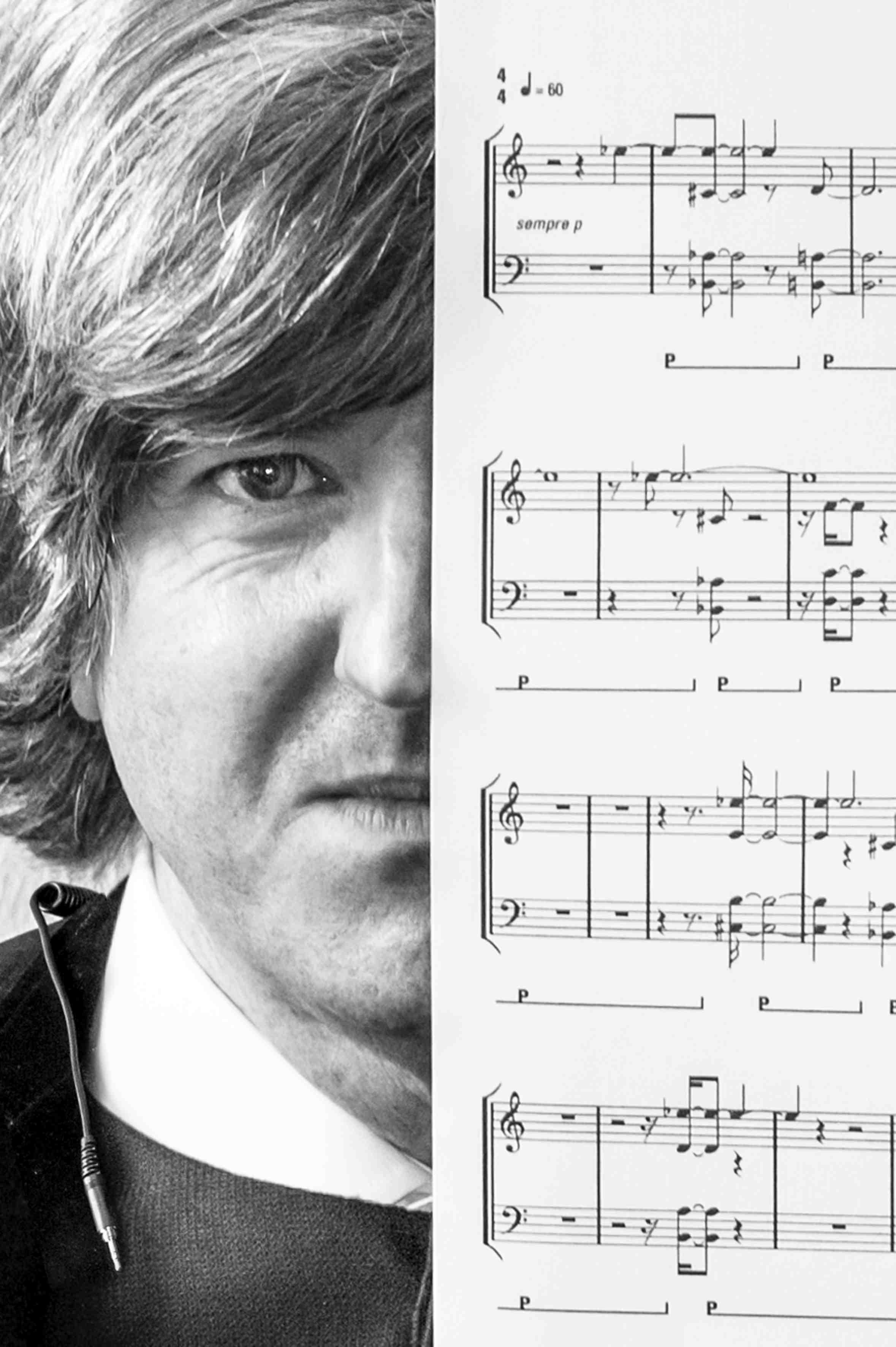 Simon Vincent Composer Performer