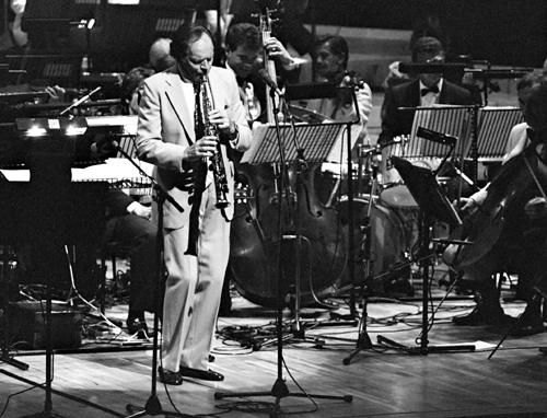 John Dankworth 0539101 Images of Jazz
