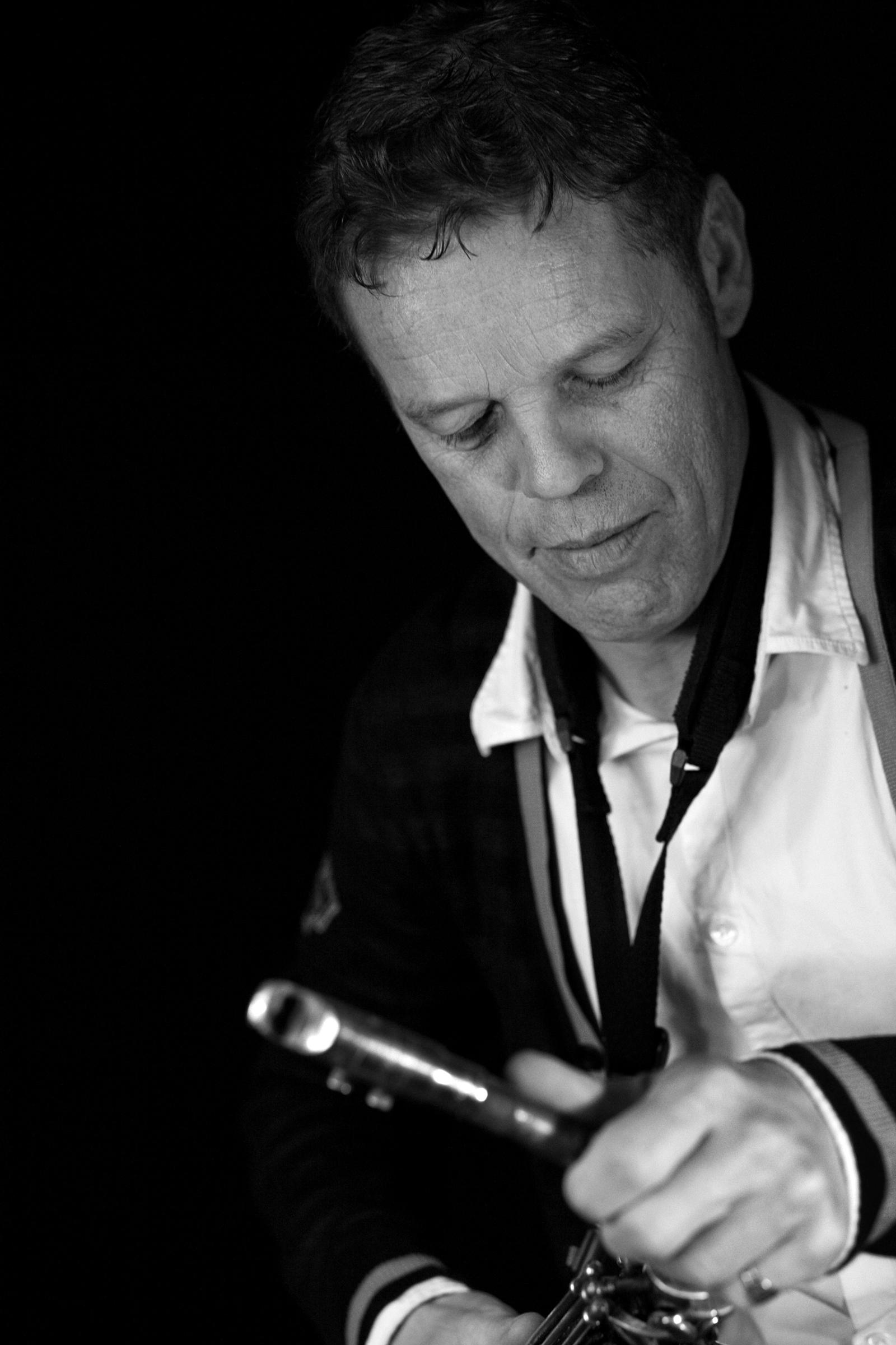Portret in Studio - Paul Van Kemenade