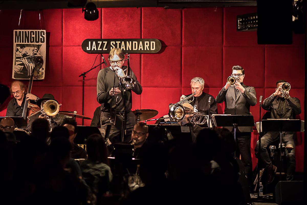 Conrad Herwig, Mingus Big Band, Mingus 95th Birthday
