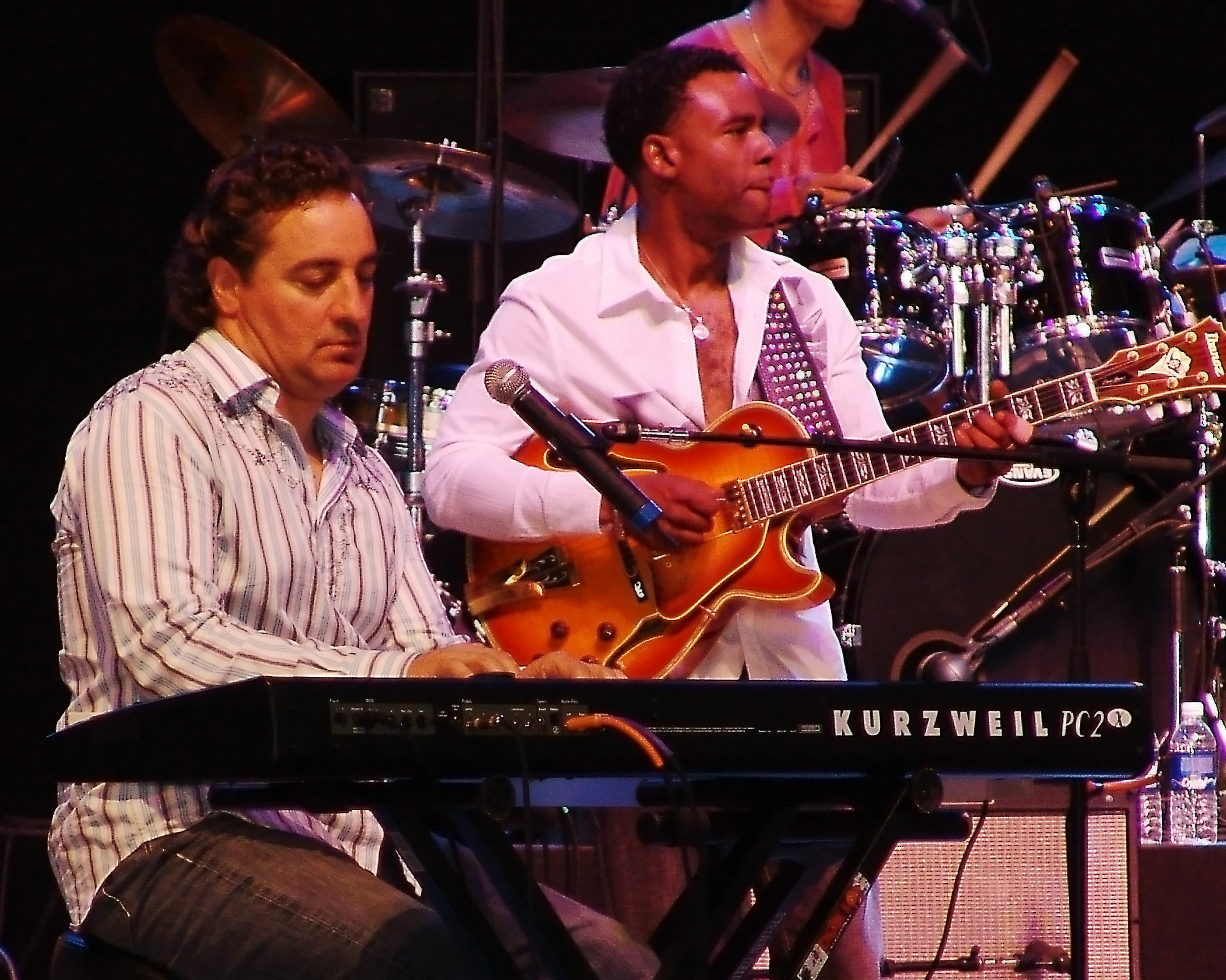 Alex Bugnon & Norman Brown