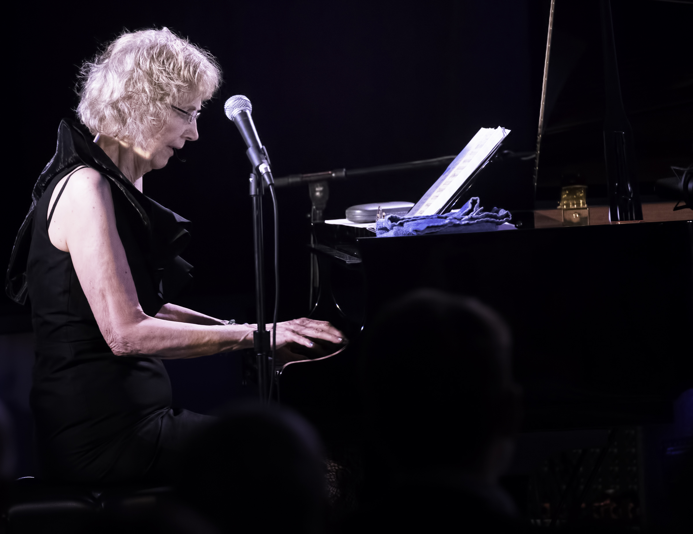 Joanne Brackeen with Trio at the Monterey Jazz Festival