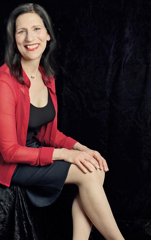 Joan Stiles Portrait