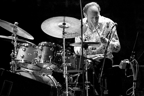 Jeff Ballard / San Sebastian 2007
