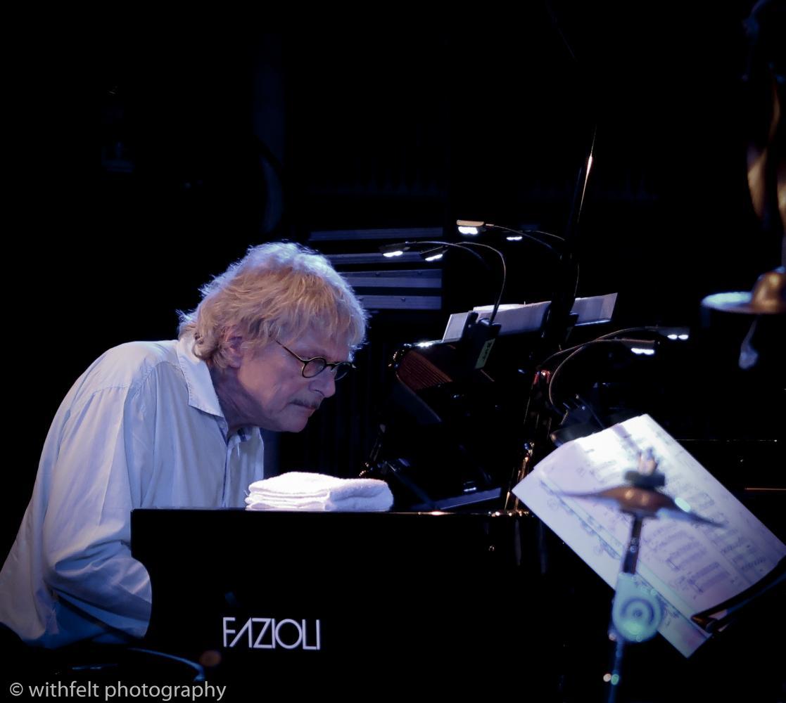 Anders Koppel at Summer Jazz 2016 in Copenhagen