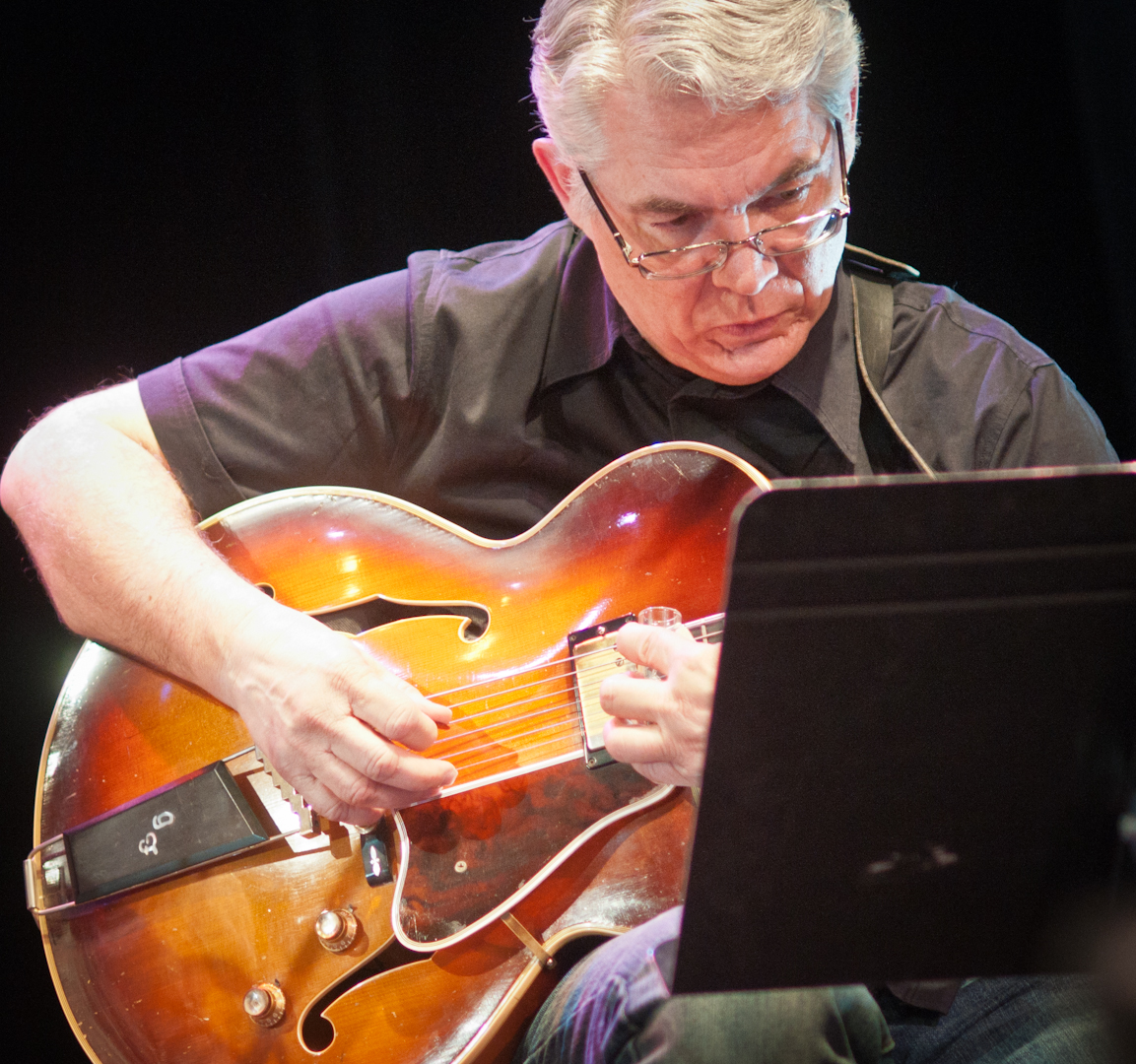 Garrison Fewell with John Tchicai's Ascension Unending at the Vision Festival 2011