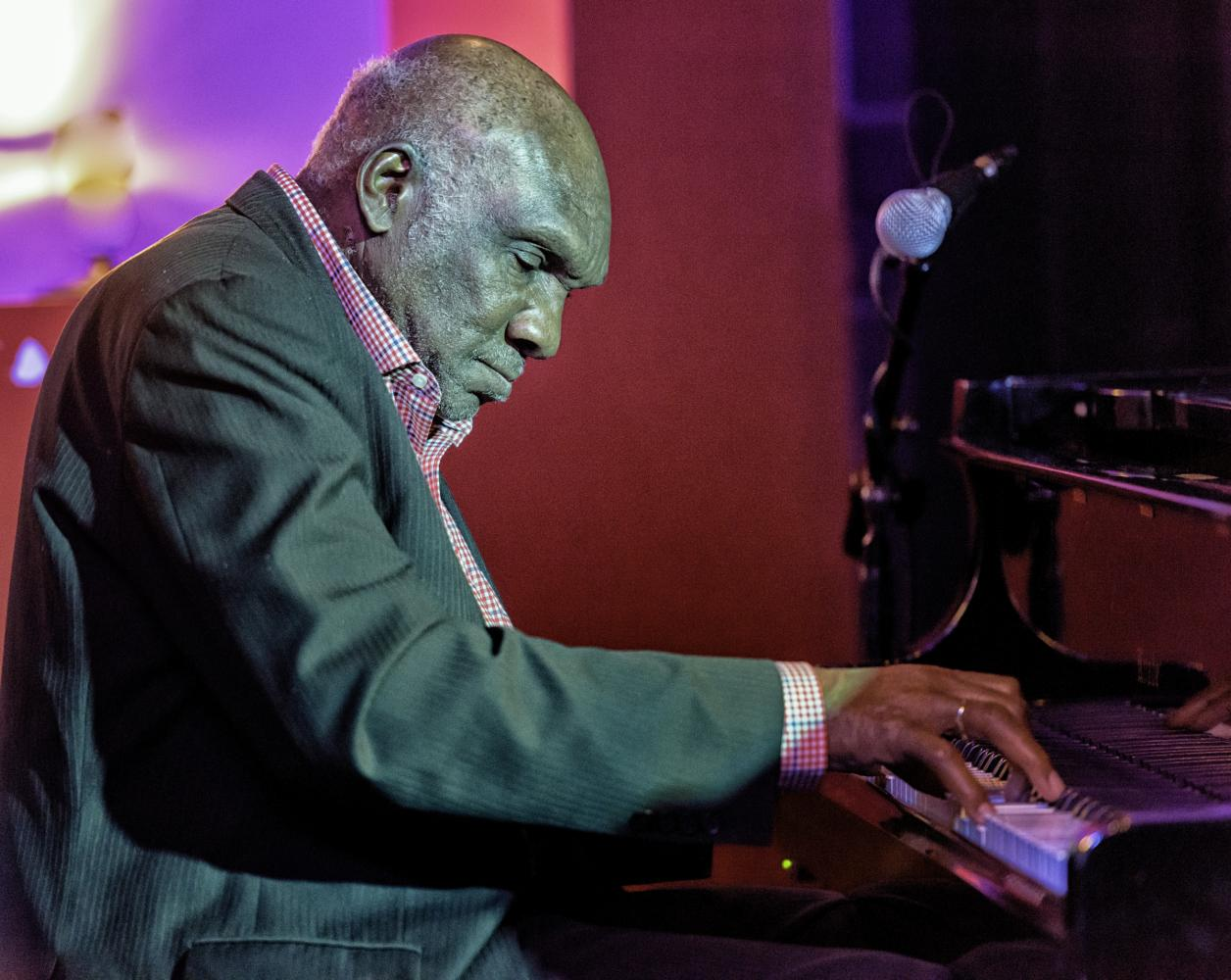 Harold Mabern With The Coey Weeds Quartet At The Nash In Phoenix