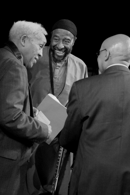 Von Freeman, Yusef Lateef and Junior Mance; Chicago 2006
