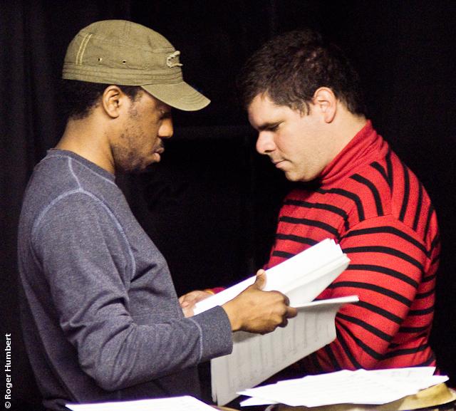 Alexander Brown & Luis Orbegoso