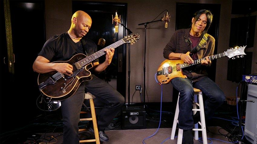 Kevin Eubanks & Stanley Jordan