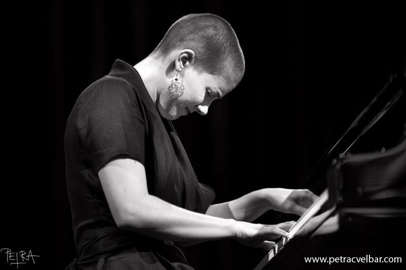 Jure Pukl's Abstract Society - Kaja Draksler/53rd Jazz Festival Ljubljana
