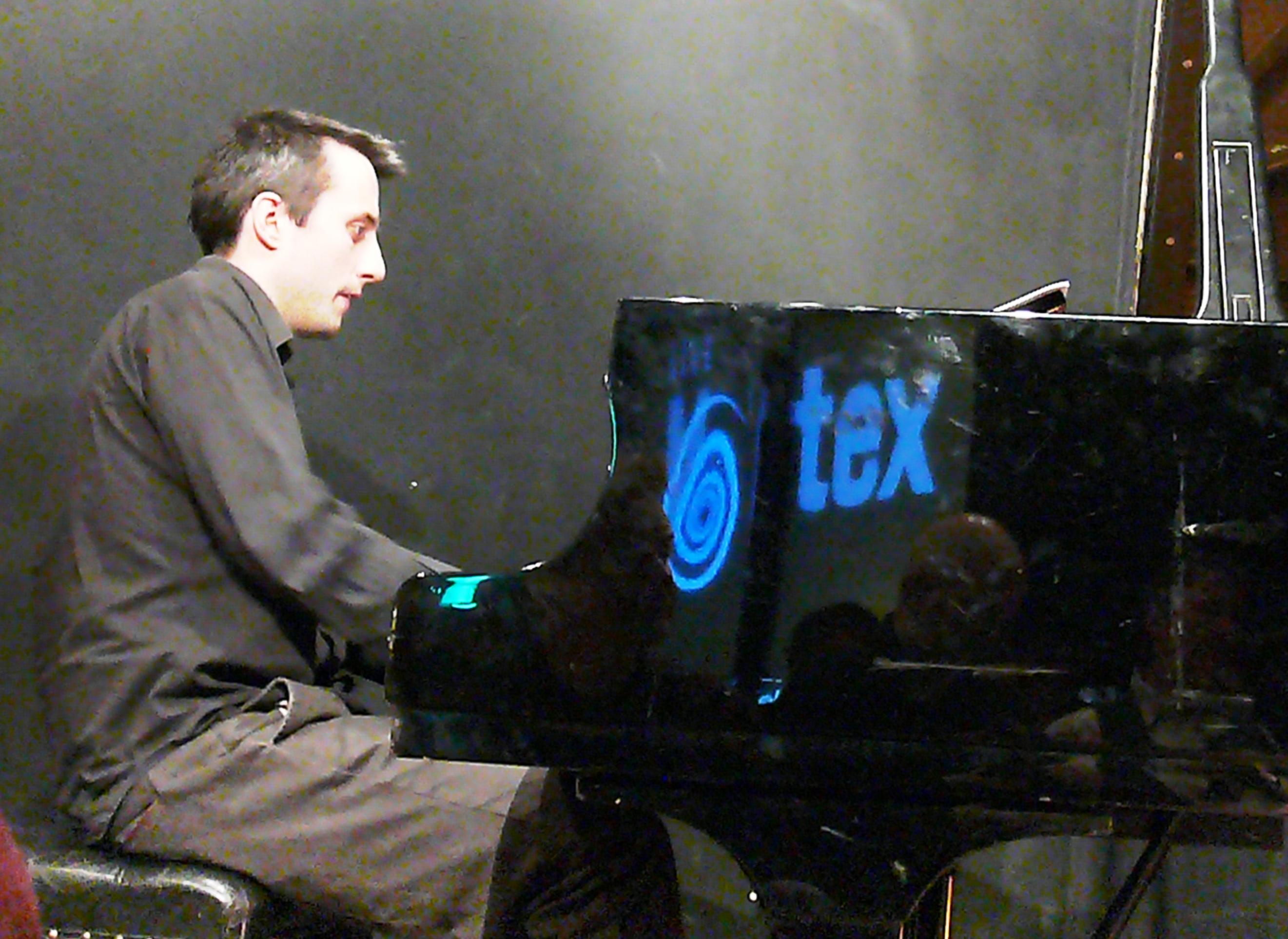 Alexander hawkins at the vortex, london in february 2013