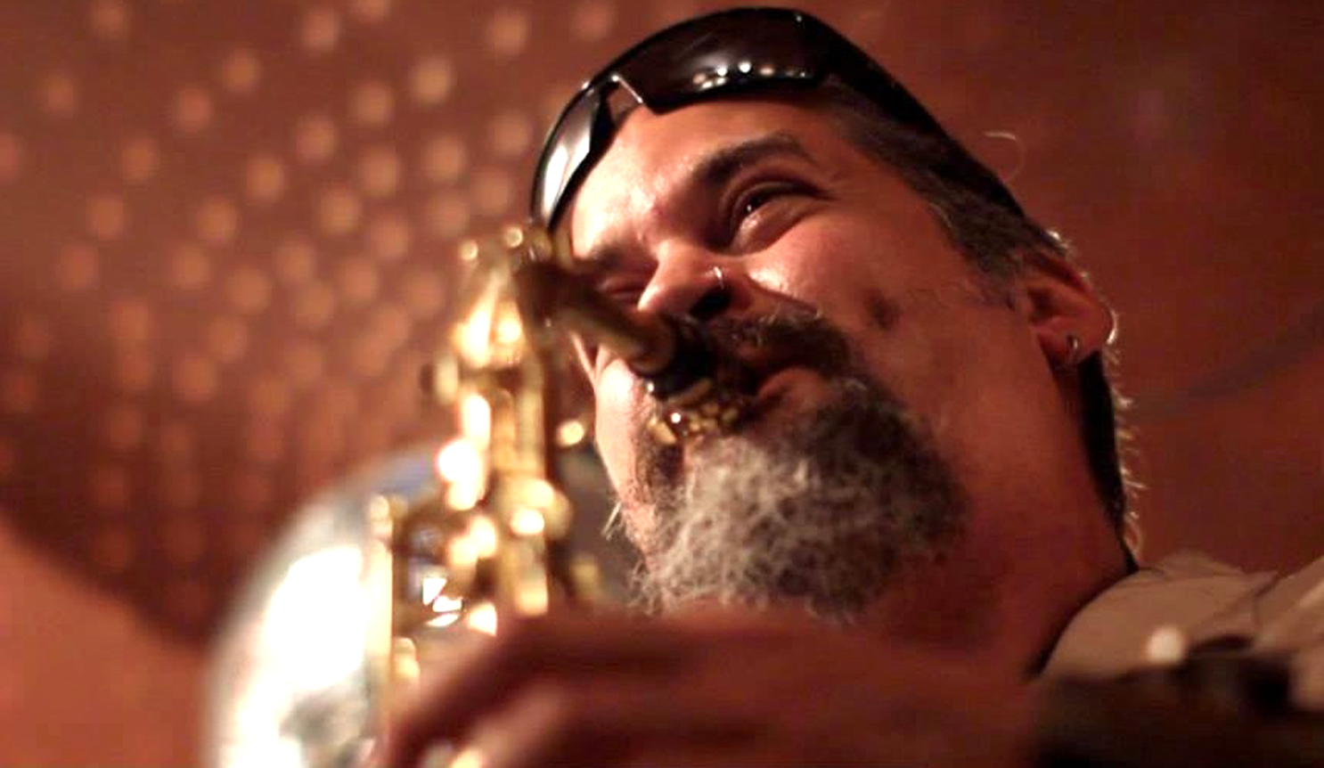 "Geoff ""Double G"" Gallegos in JAZZ NIGHTS: A CONFIDENTIAL JOURNEY"