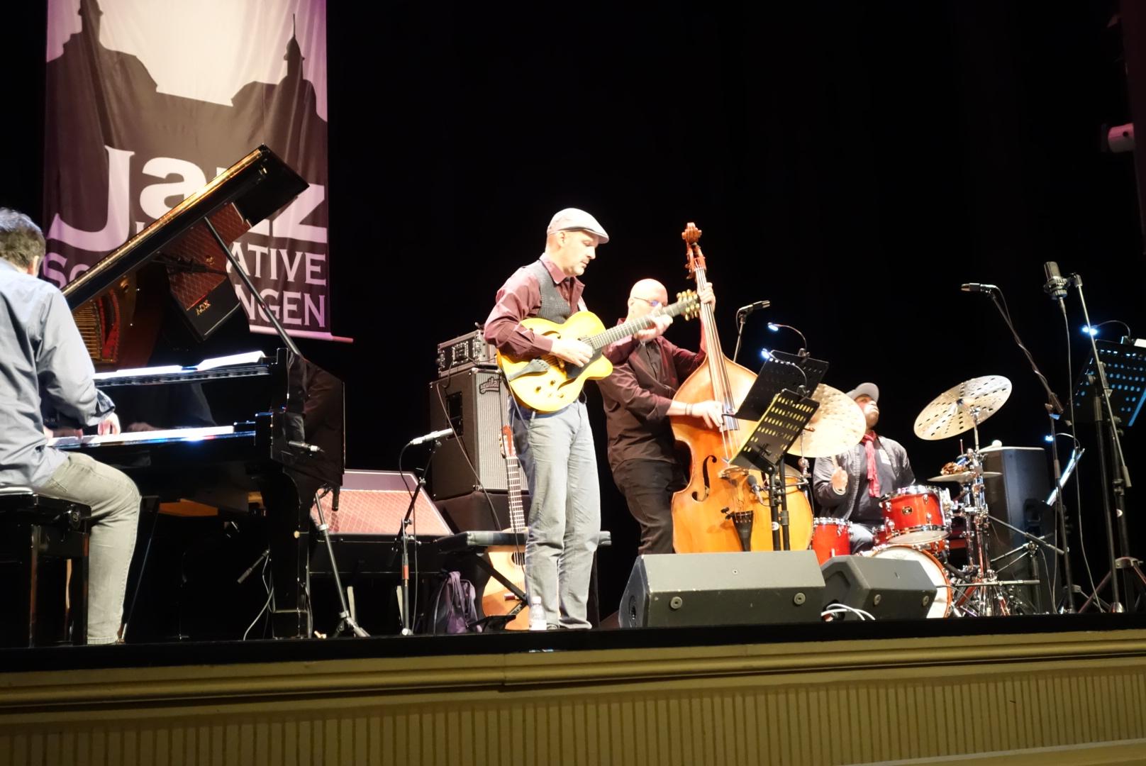 Wolfgang Muthspiel Quintet - Enjoy Jazz Festival 2017